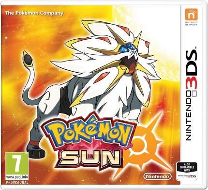 Игра Pokemon Sun для Nintendo 3DS
