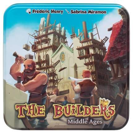Настольная игра Asmodee Строители: Средние века
