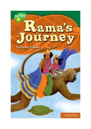 "Книга Oxford University Press Dhami Narinder ""Rama's Journey"""