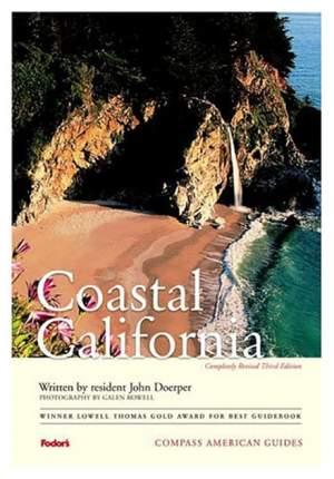"""Книга Random House Fodor E. """"Compass Guide to Coastal California"""""""