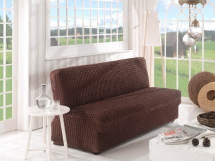 Чехол для мебели Karna Verina Цвет: Коричневый (Двухместный)