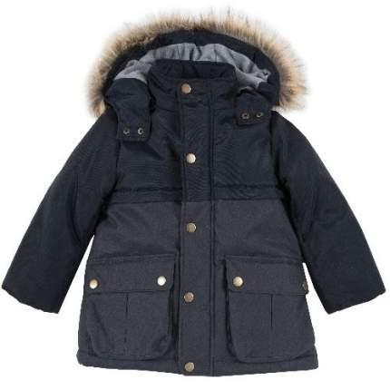 Куртка Chicco для мальчиков р.98 цв.темно-серый