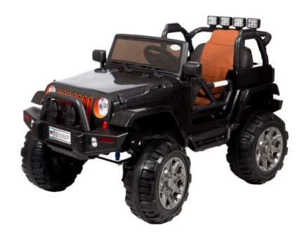 Детский электромобиль Barty Т010МР 4х4 (полный привод), Чёрный