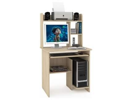 Компьютерный стол с надстройкой Mobi Комфорт 3 СК Дуб Сонома