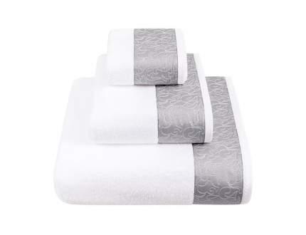 Набор полотенец BOVI CASTELLO серый, белый 100х150 см (3 шт.)
