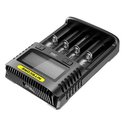 Зарядное устройство Nitecore UMS4 18650/16340 на 4*АКБ