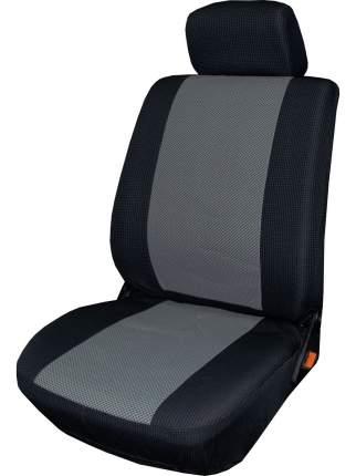 Чехлы на сиденья SeiNtex модельные жаккард Renault Logan цельная спинка 2014- / 88283