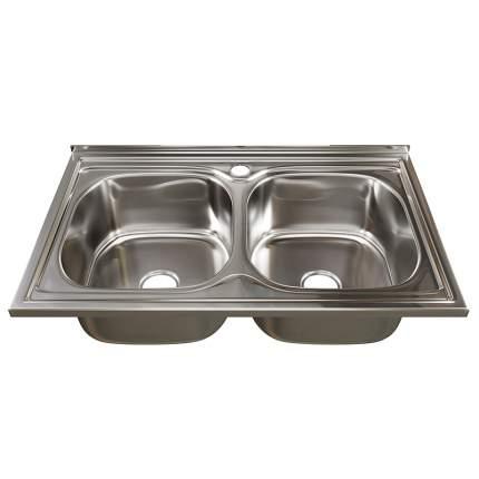 Мойка для кухни из нержавеющей стали MIXLINE 530528