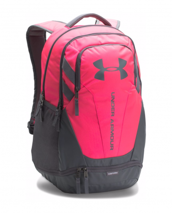 Рюкзак Under Armour Hustle 3.0 розовый/серый 30 л