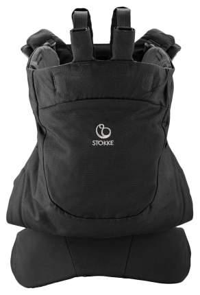 Рюкзак Stokke (Стокке) MyCarrier Front and Back Black 431603