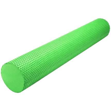 B31603-6 Ролик массажный для йоги зеленый 90х15см.