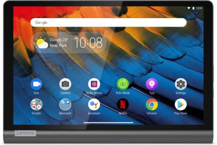 Планшет Lenovo Yoga Smart Tab YT-X705X (ZA540009RU)