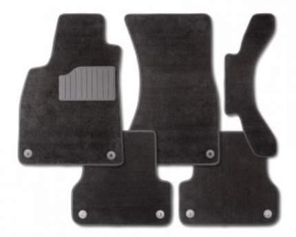 Ворсовые коврики LUX для Mazda 3 2009-2013 / 82337