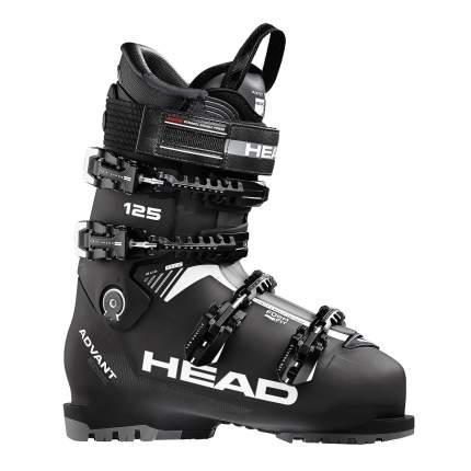 Горнолыжные ботинки Head Advant Edge 125S 2019, transparent anthracite/black, 25.5