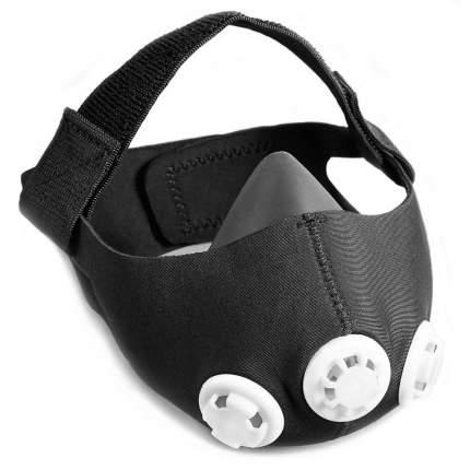 Тренировочная маска Hawk C3366 черный M