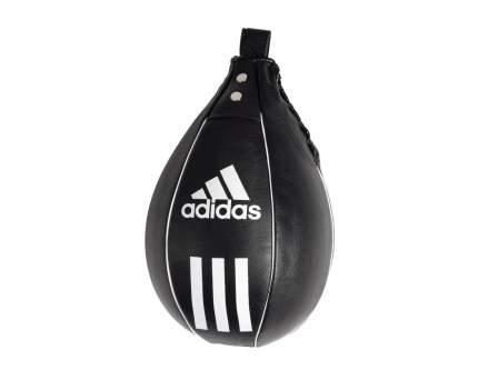 Груша Adidas Speed Striking Ball Leather 30 см, 2 кг, черная