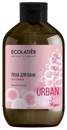 Пена для ванн Ecolatier Гранат и манго 600 мл
