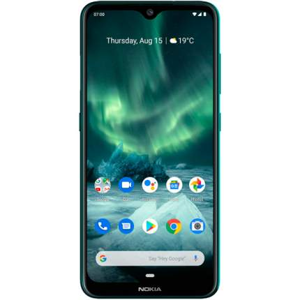 Смартфон Nokia 7.2 DS TA-1196 128GB Cy G