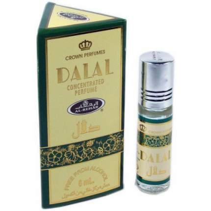 Масло парфюмерное Al Rehab Dalal, 6 мл