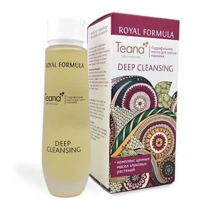 Гидрофильное масло для снятия макияжа Teana Deep Cleansing 100 мл