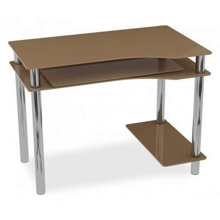 Компьютерный стол АКМА Noir 01 100x60x75 см, коричневый