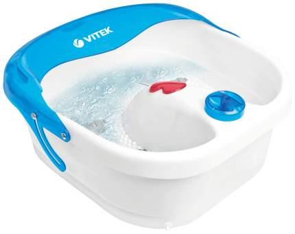 Массажная ванночка для ног Vitek VT-1798 white/blue