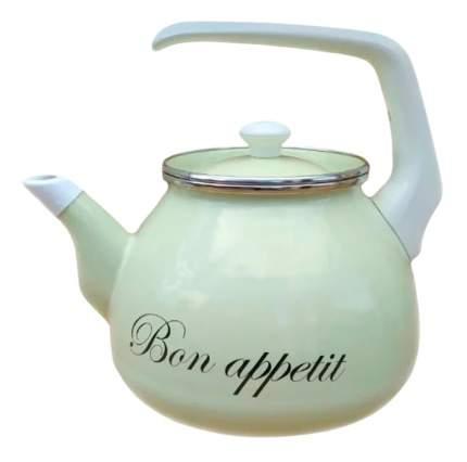 Чайник для плиты INTEROS 2234В 3 л