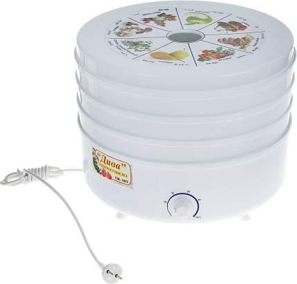 Сушилка для овощей и фруктов Ротор СШ-007-01 white