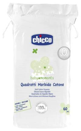 Ватные диски Chicco Baby Moments 60 шт.