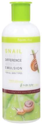 Эмульсия для лица FarmStay Visible Difference Moisture Emulsion Snail 350мл