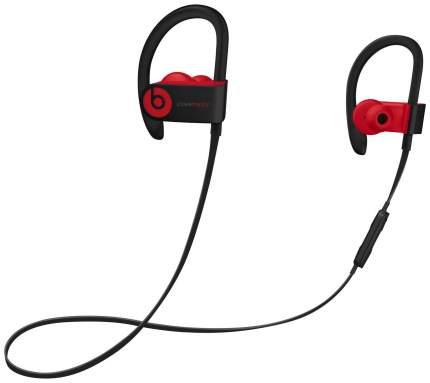 Беспроводные наушники Beats Powerbeats3 Wireless Earphones Defiant Black/Red