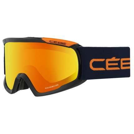 Горнолыжная маска Cebe Fanatic CBG95 2019 black L