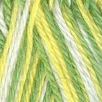 Пряжа для вязания Троицк Подмосковная 10 шт. по 100 г 250 м цвет секционный 4054