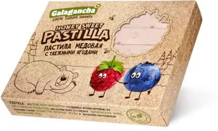 Пастила Galagancha медовая с таежными ягодами ручной работы 190 г