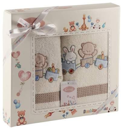 Детское полотенце Karna BAMBINO-TRAIN 2134 krn222954