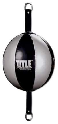Боксерская груша Title Platinum PDEB черная
