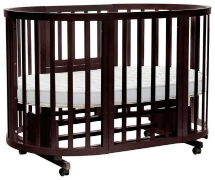 Кроватка-трансформер Noony Cozy Венге
