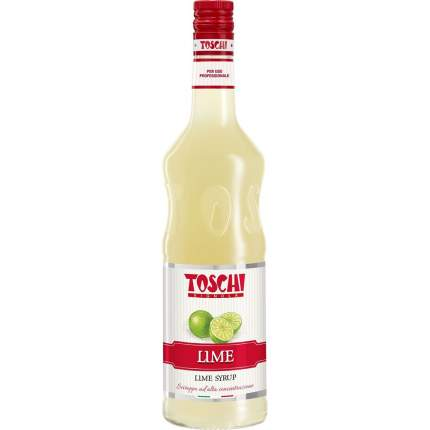 Сироп Toschi лайм 1 л