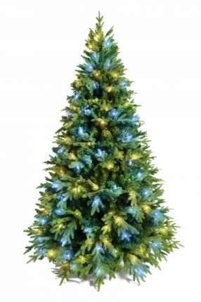 Ель искусственная CRYSTAL TREES этна 210 см