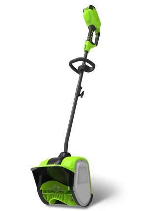 Аккумуляторный снегоуборщик Greenworks GD40SS без АКБ и ЗУ