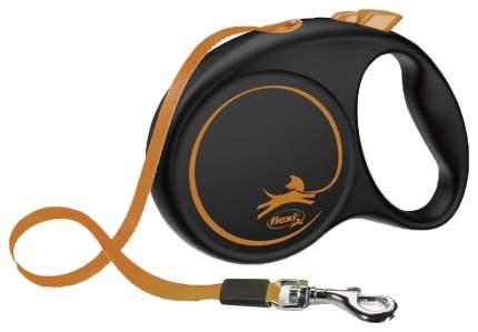 Поводок-рулетка flexi Limited Edition Promotion 500см оранжевый