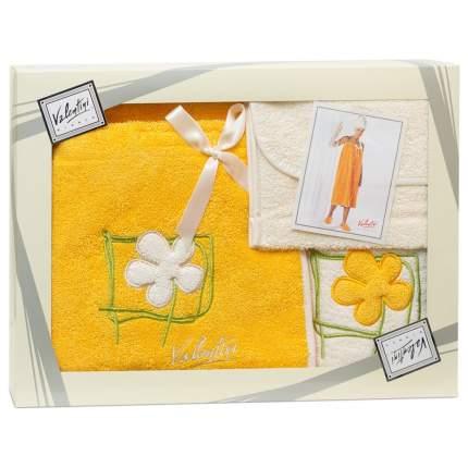 Набор для сауны женский VALENTINI арт,Flower2 1121