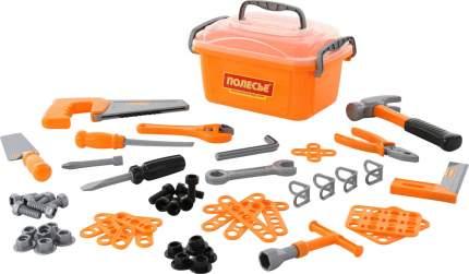Набор инструментов №15 57 элементов в контейнере POLESIE 59307_PLS