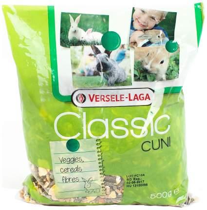 Корм для кроликов Versele-Laga Classic Cuni 0.5 кг 1 шт