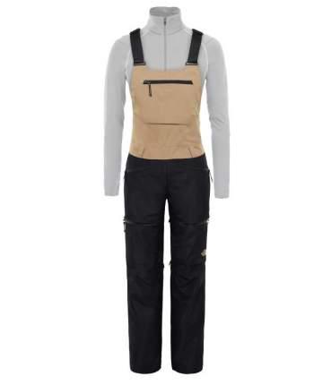 Спортивные брюки The North Face Ceptor Bib, kelp tan black, M INT