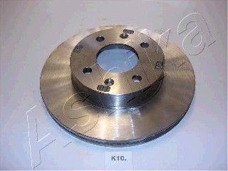 Тормозной диск Ashika 60-0K-010
