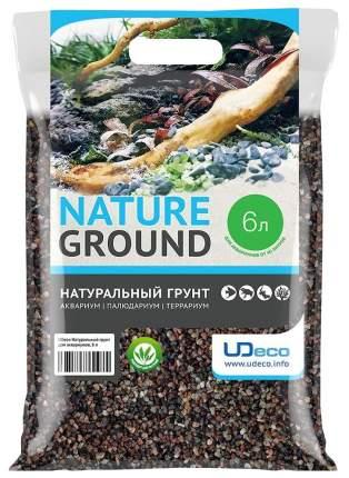 Грунт для аквариума UDeco River Brown 2,5-5 мм 6 л