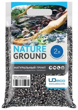 Грунт для аквариума UDeco Canyon Grey 4-6 мм 2 л