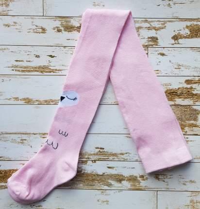 Колготки для девочек АЙАС розовый р.128-134