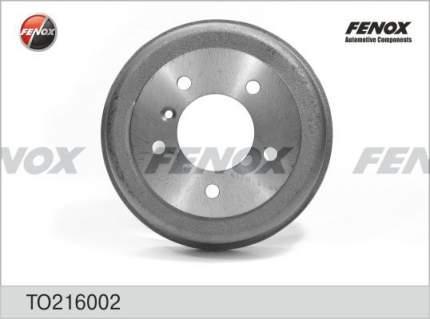 Барабан тормозной FENOX TO216002